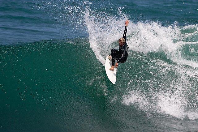 Пенза серфит в Марокко