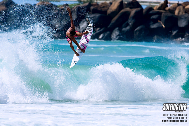 Miguel Pupo Brazil