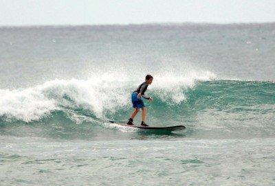 Фото обучение серфингу летом в школе Endless Summer в Нуса Дуа