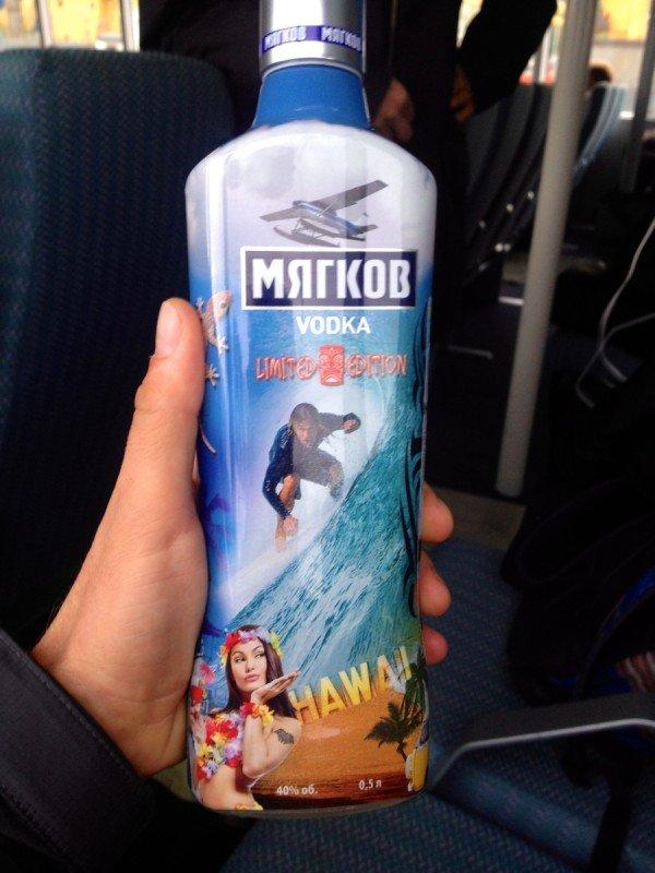 Фото напиток с серфингом во Владивостоке
