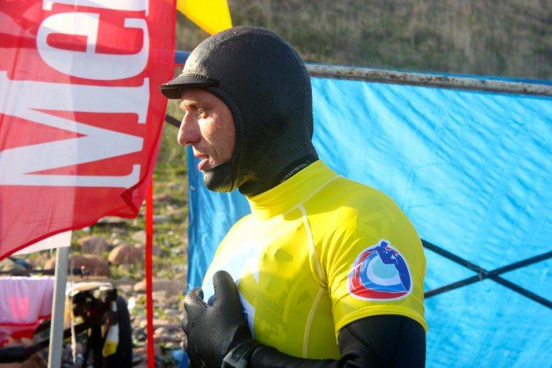 Фото Чемпионат России по серфингу 2014 серфер Дима Забула
