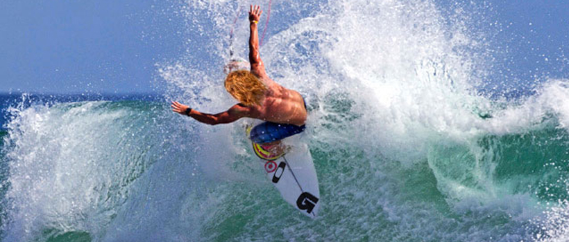 Shaun White Surfing
